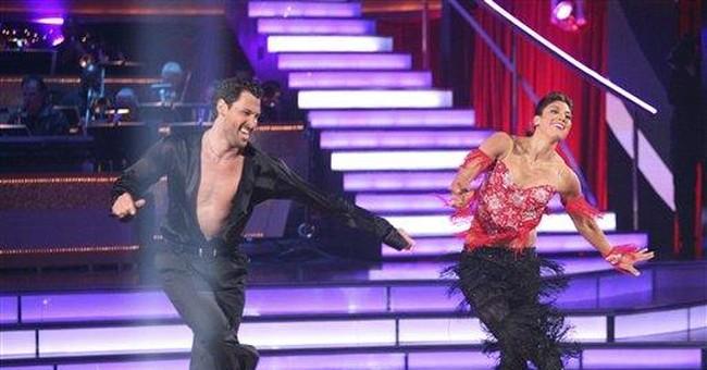 Ricki Lake, Rob Kardashian top 'Dancing' semifinal