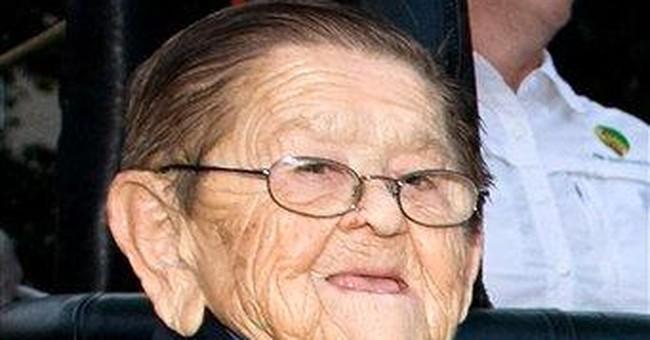 'Wizard of Oz' Munchkin Karl Slover dies at 93