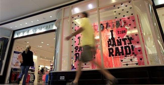 Victoria's Secret parent 3Q net income rises