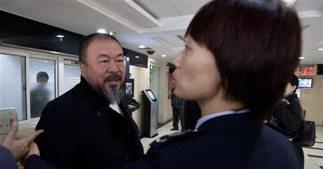 Ai Weiwei: Feels like I just paid $1.3M ransom