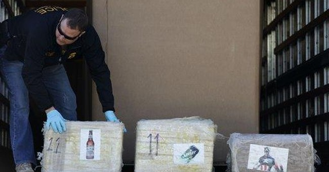 US authorities find major drug tunnel in San Diego