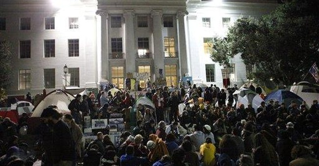 Calif. Occupy protests focus on cuts to education