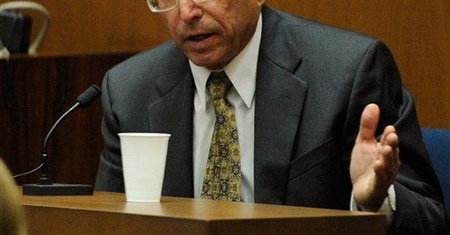 Star witness for Jackson doc sanctioned by judge