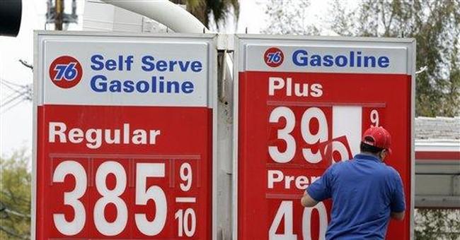 Consumer prices dip 0.1 pct., as gas prices drop