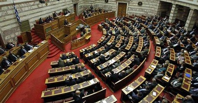 New Greek coalition wins confidence vote