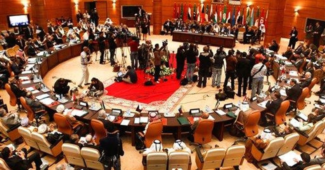 Arab League confirms Syria's suspension from group