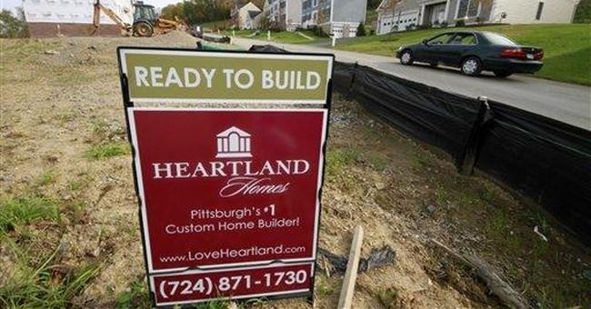 US homebuilders feel less pessimistic in November
