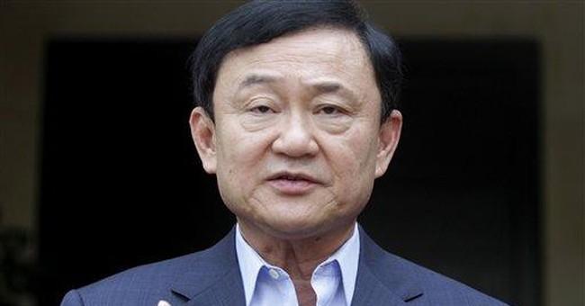 Thailand mulls pardon that could benefit Thaksin