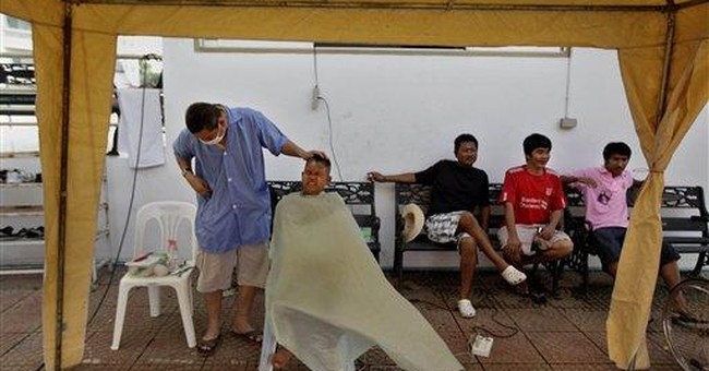 US announces $10 million Thai flood relief package