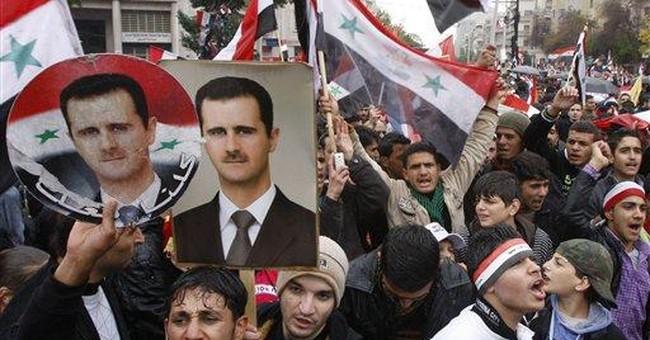 Russia's FM compares Syria attack to civil war