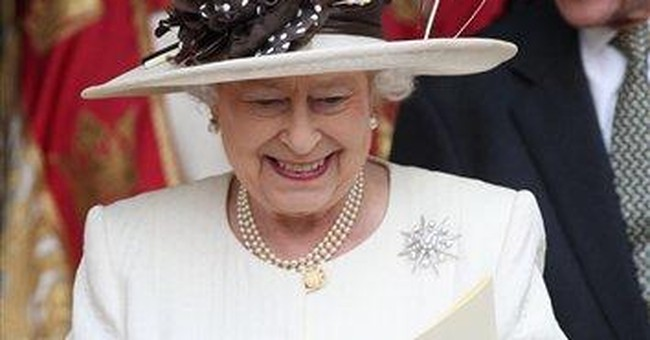 Queen marks anniversary of King James Bible