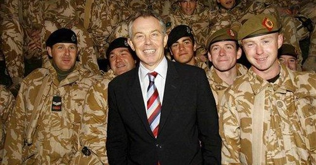 Blair regrets passing freedom of information law