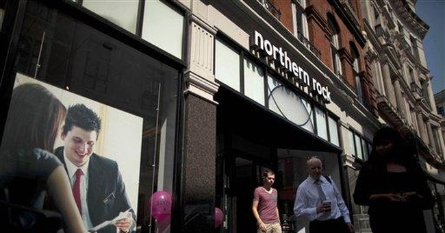 Branson's Virgin to buy bailed-out Northern Rock
