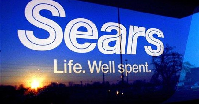 Sears 3Q loss widens on softness in Canada