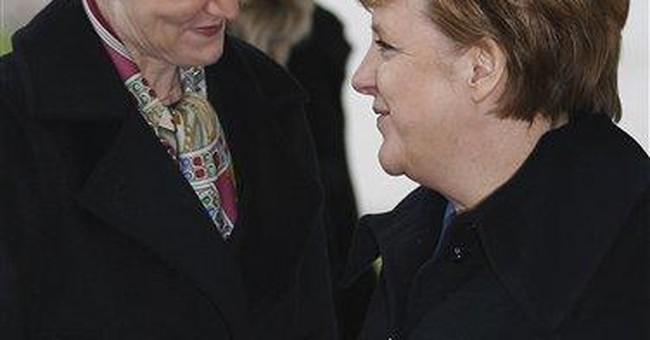 Merkel: still no quick fix to euro crisis