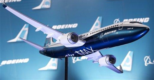 Boeing turns around with new orders, new planes