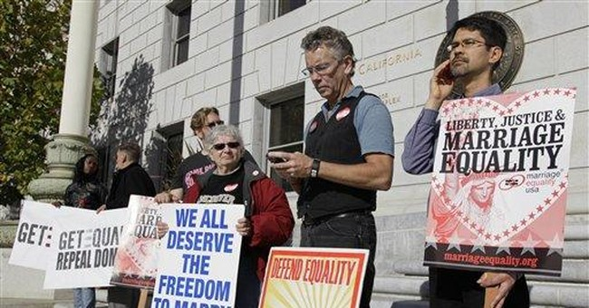 Court says backers can defend gay marriage measure