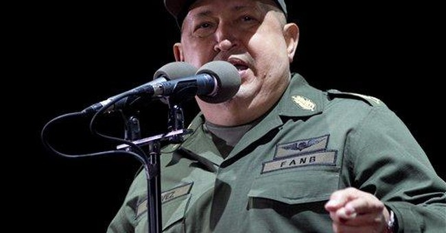 Chavez deploys National Guard to help fight crime