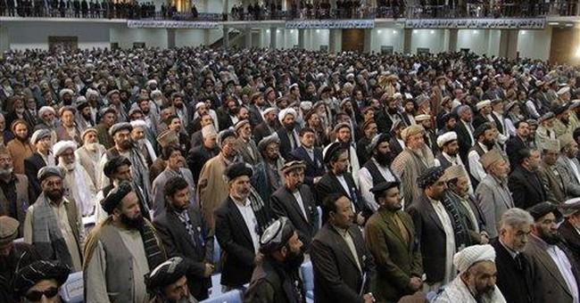 Insurgents fire rockets but miss Afghan loya jirga