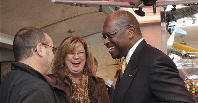 Cain meeting with Union Leader newspaper canceled