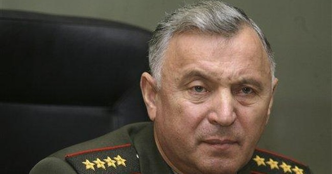 Russian military chief warns of nuclear war risks