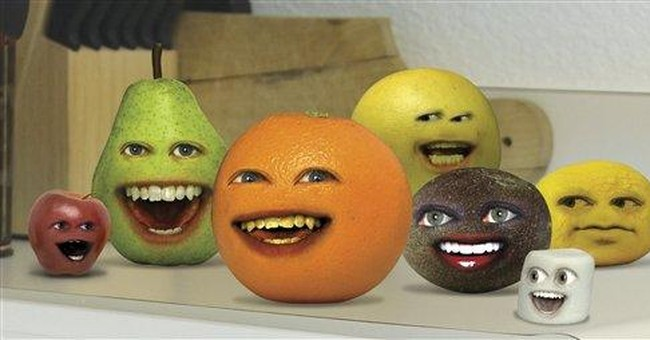 Annoying Orange to star in Cartoon Network series