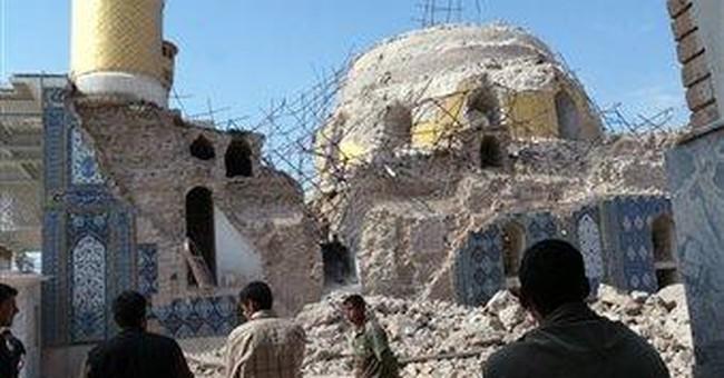 Iraq executes Tunisian over Shiite shrine attack