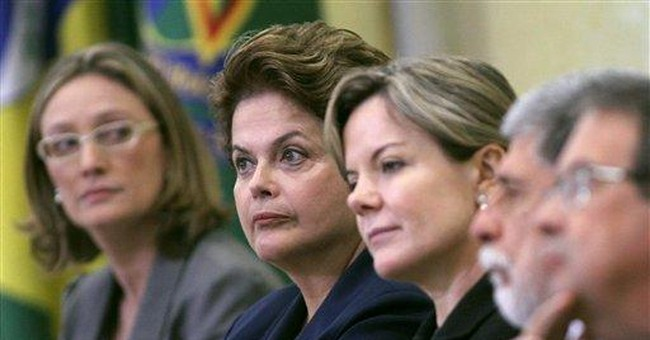 Brazilian president signs truth commission law