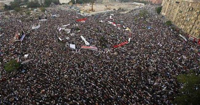 Egypt's Islamists confront military, vie for votes
