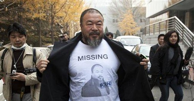 Ai Weiwei: Police investigate assistant over porn