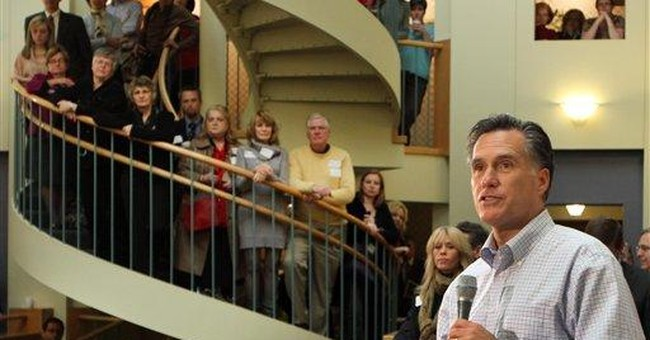 Romney declines to endorse supercommittee deal