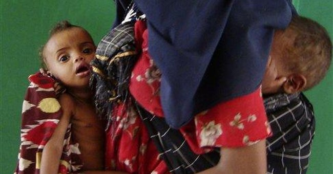 Famine downgraded in some areas of Somalia