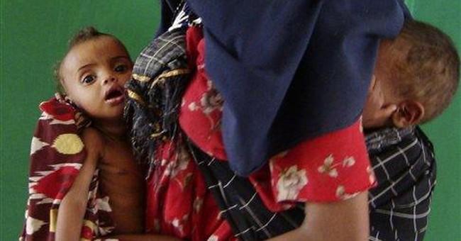 Famine downgraded in some areas of Somalia