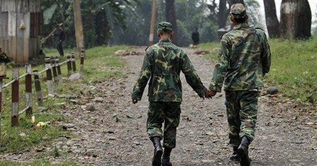 Nepal to begin asking ex-rebels: army or money?
