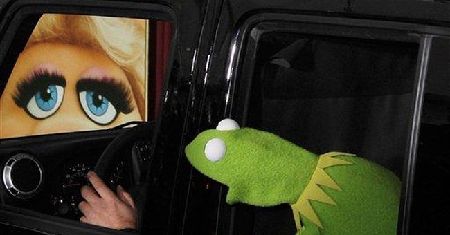 The Muppets are heading to the White House
