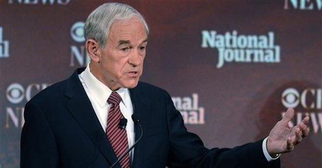 GOP outsider Ron Paul gaining traction in Iowa