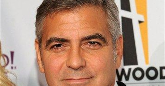 Clooney gets top honors at Palm Springs film fest