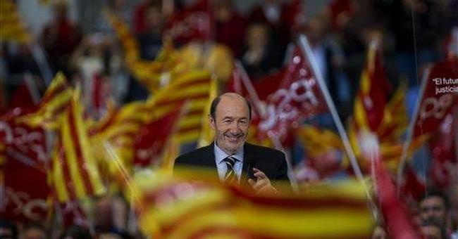 Spanish election favorite asks markets for respite