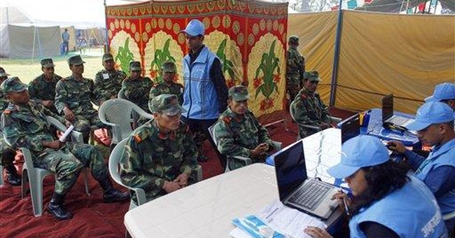Nepal ex-rebels decide future after 5 yrs in camps