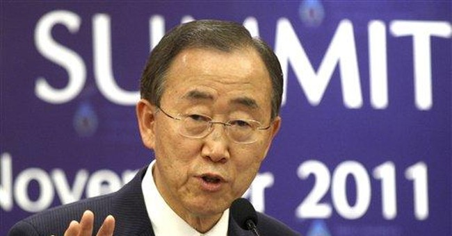 UN bashing is popular among Republican candidates