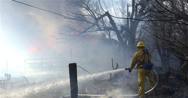 Perfect storm of conditions fueled big Reno fire