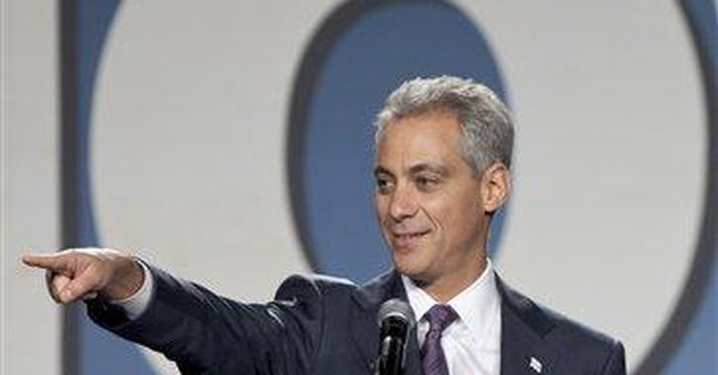 Chicago mayor rallies Obama support in Iowa