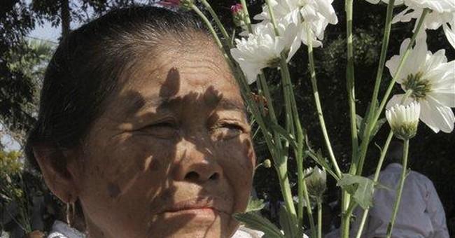 'Killing fields' victims await Khmer Rouge trial