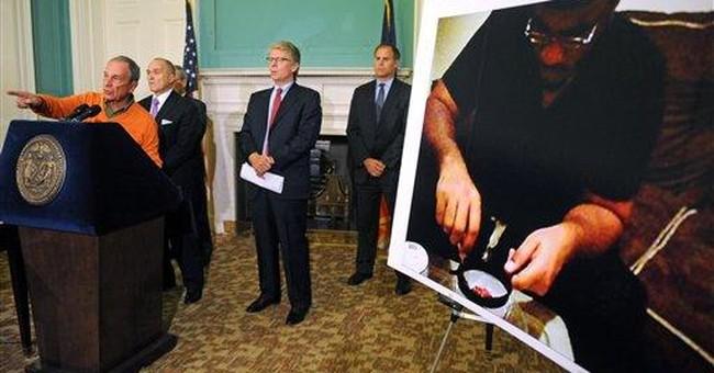 NYC mayor: al-Qaida sympathizer arrested