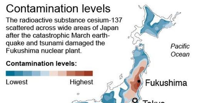Future cancers from Fukushima plant may be hidden