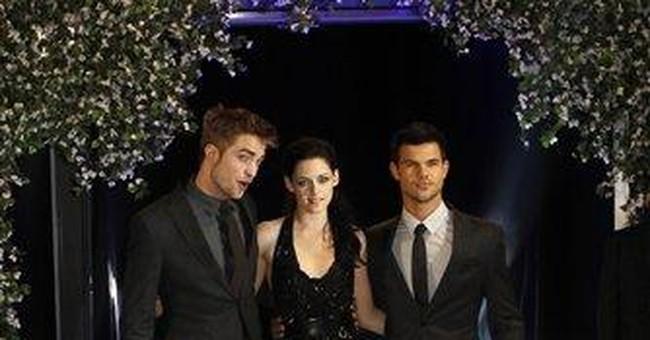 'Breaking Dawn' rises to $283.5M worldwide debut