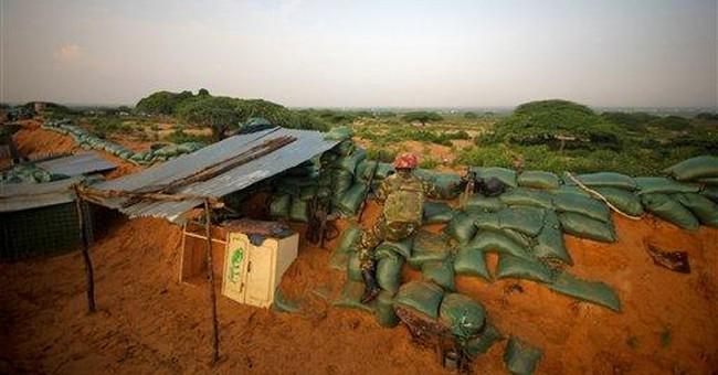 Witnesses: Ethiopian troops enter Somali town
