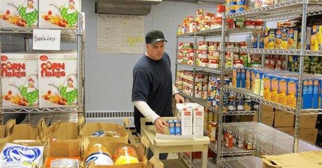 Food pantry Christmas list includes rice, tuna