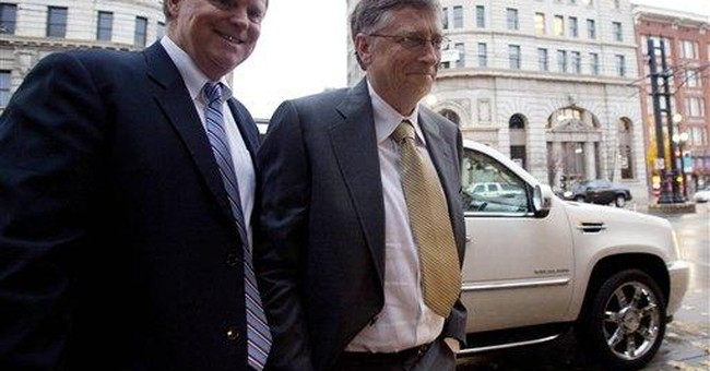 Gates testifies in $1B lawsuit against Microsoft