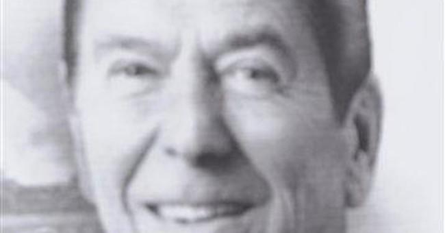 Walesa unveils statue of Ronald Reagan in Warsaw